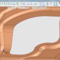 自由曲面の多いプレス製品のボカシに使えるCAD機能